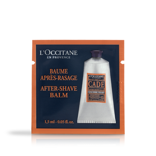 Sample After Shave Balm CADE , 1,5ml