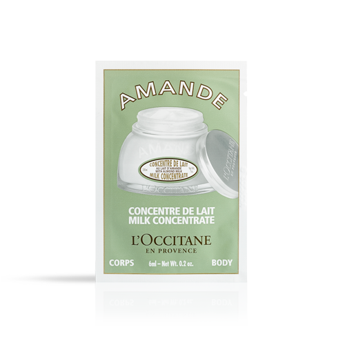 Sample Almond Milk Concentrate, 6ml