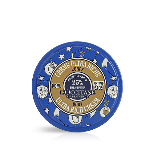 Shea ultra rich body cream, Castelbajac