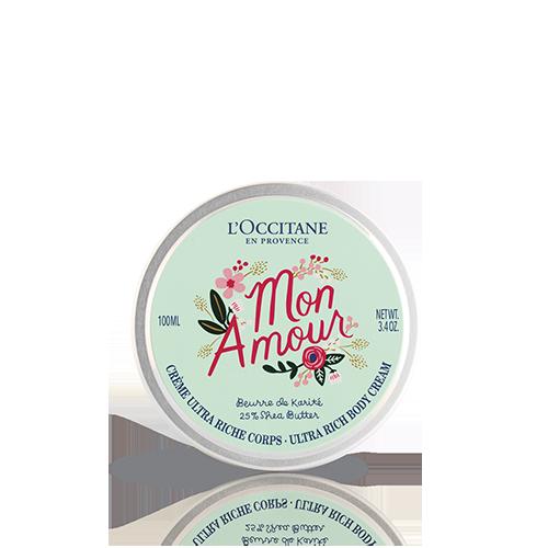 Limited Edition Design Shea Ultra Rich Body Cream  \
