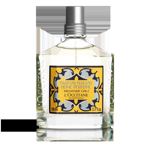 Welcome To L'Occitane Perfume