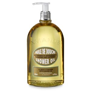 ALMOND SHOWER OIL 500 ML
