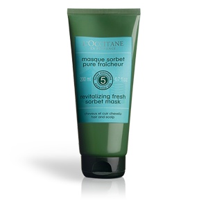 AROMACHOLOGIE REVITALIZING FRESH SORBET MASK 200 ML