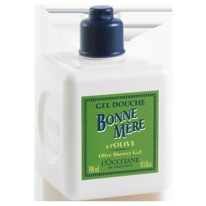 BONNE MERE OLIVE SHOWER GEL