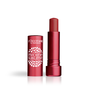 PEONY TINTED LIP BALM TENDER RED NULL