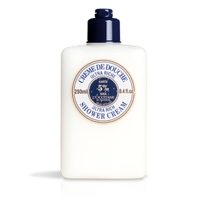 Shea Butter Ultra Rich Shower Cream
