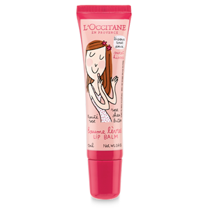 Shea Collector Rose Lip Balm