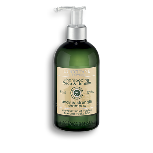 AROMACHOLOGIE BODY & STRENGTH SHAMPOO 500 ML