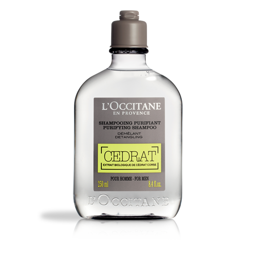 CEDRAT PURIFYING SHAMPOO 250 ML