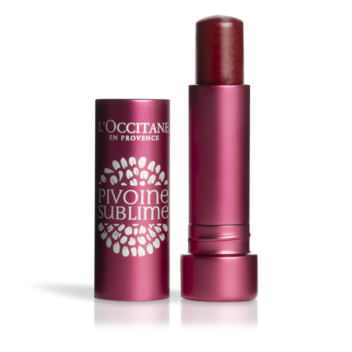 Pivoine Sublime Tinted Lip Balm - Rose Plum