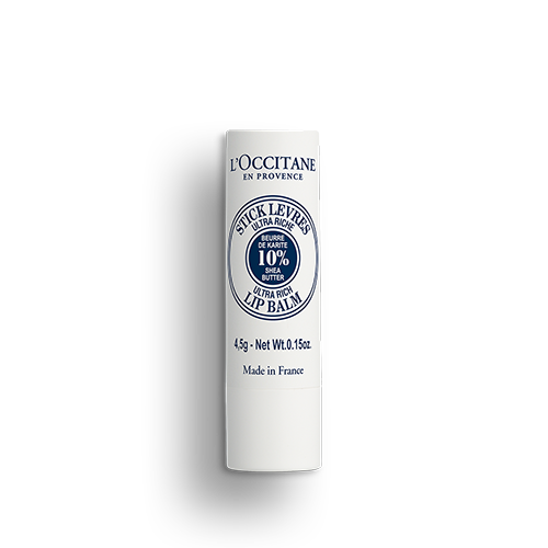 Shea Butter Ultra Rich Lip Balm Stick