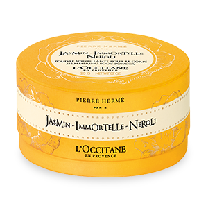 Jasmine Immortelle Neroli Shimmering Body Powder