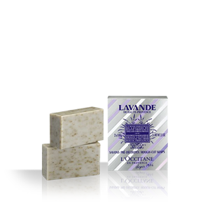 Lavender Rough-Cut Soaps