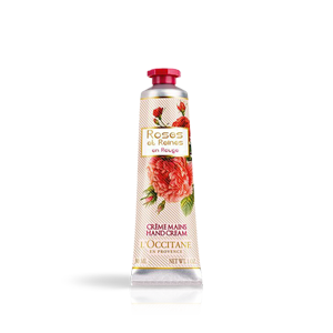 ROSES ET REINES ROUGE HAND CREAM 30ML