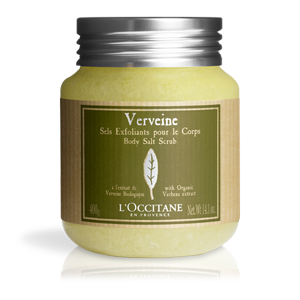 Verbena Body Salt Scrub