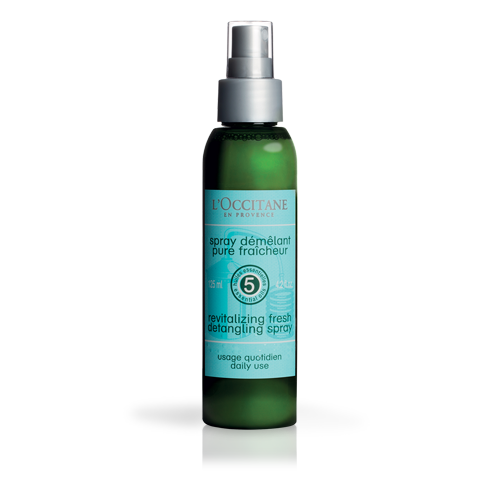 Aromachologie Revitalizing Fresh Detangling Spray