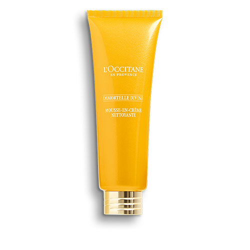 IMMORTELLE DIVINE FOAMING CLEANSING CREAM 125ML