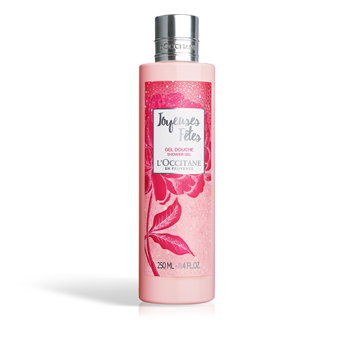 JOYEUSES FETES SHOWER GEL 17 250ML