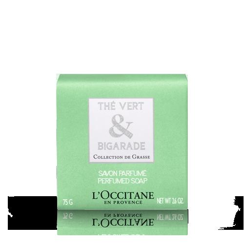 The Vert & Bigarade Perfumed Soap