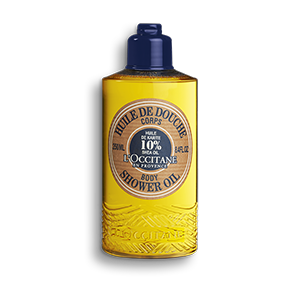 Shea Butter Shower Oil