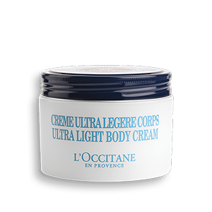 Shea Butter ultra-light body cream