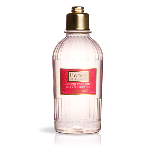 Roses et Reines Silky shower gel 250ml