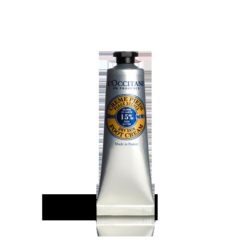 Shea Butter Foot Cream (Travel Size) 30 ml
