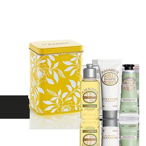 Almond body giftset| L'OCCITANE