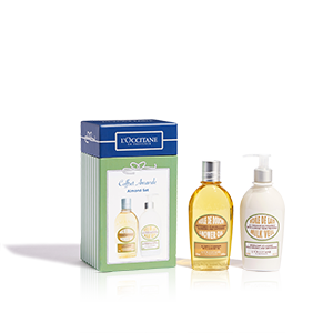 Almond Bodycare Duo | L'OCCITANE