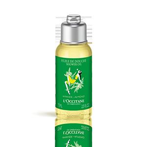 Almond Charlotte Gastaut Shower Oil