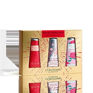Bloemig Trio Hand Cream