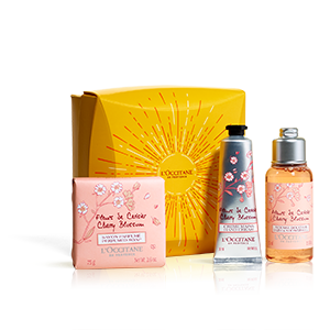 Cherry Blossom Mini Giftset