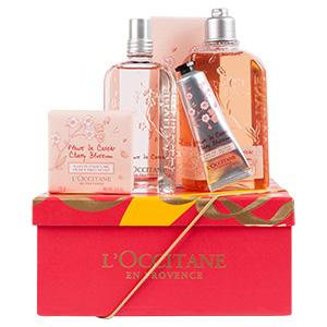 Cherry Blossom Perfumed Giftset