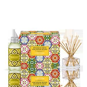 Clos de Verveine Home Perfume Diffuser Kit