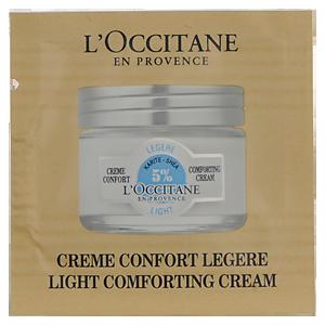 Crème Légère Sample