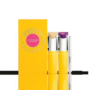 Giftset Lipstick Duo | Provence Calling | L'OCCITANE