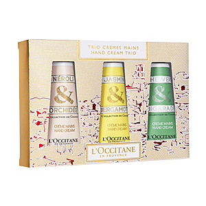 Hand Cream Trio - Collection de Grasse