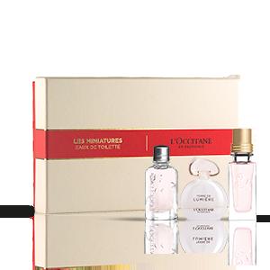 Mini Kerstgeschenk met Parfums | L'OCCITANE