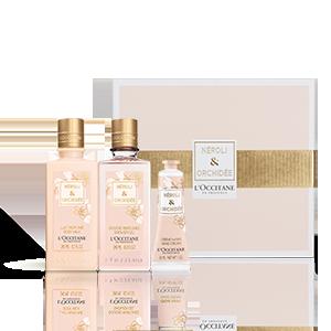 Néroli & Orchidée Body Care Giftset