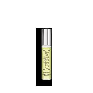 Parfum voor mannen in reisformaat met frisse noten van Cédrat| L'OCCITANE