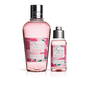 Pivoine Flora Shower Duo | Douchegel in reisformaat