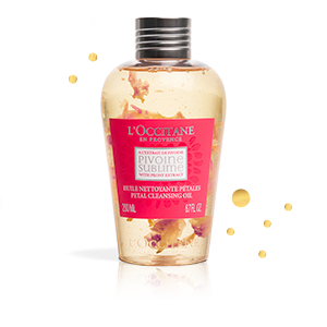 Pivoine Sublime Petal Cleansing Oil