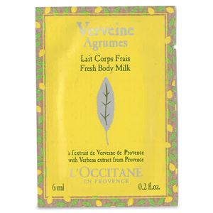Proefje Verbena Citrus Body Milk