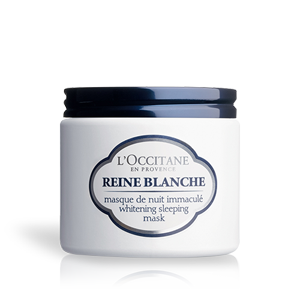 Reine Blanche Illuminating Night Mask