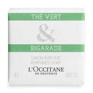 Savon parfumé Thé Vert & Bigarade