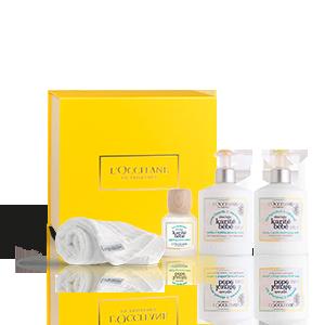 Shea Baby Bodycare giftset | L'OCCITANE