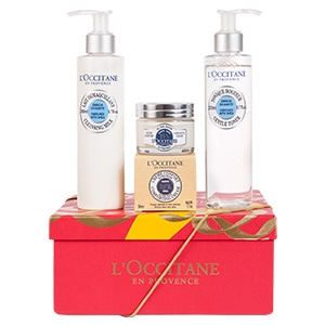 Shea Butter Face Care Giftset