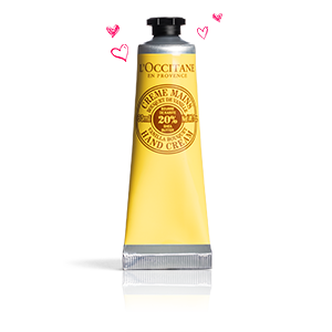 Shea Vanilla Bouquet Hand Cream