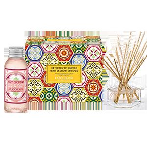 Souffle de Fleurs Home Perfume Diffuser Kit