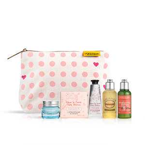 Tasje met best-sellers |Travelsize- L'OCCITANE